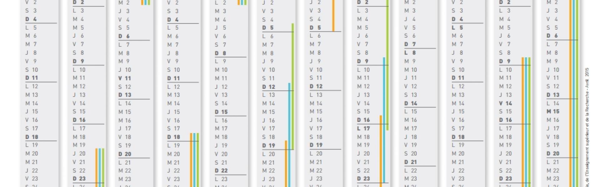 calendrier scolaire haute savoie